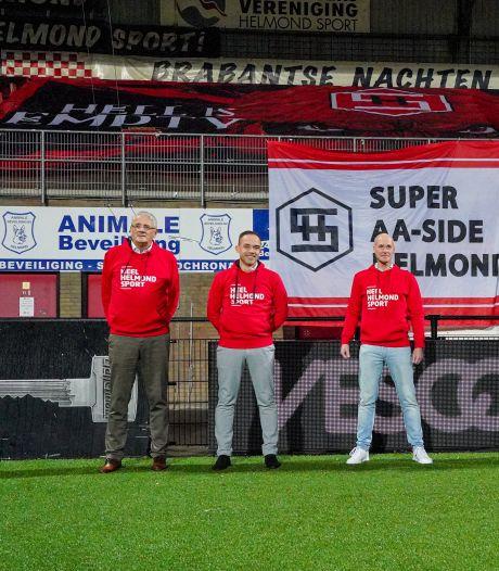Helmond Sport breidt bestuur uit met financiële topman Pieter-Paul Saasen