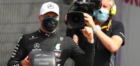 Bottas décroche sa 13e pole devant Hamilton à Silverstone