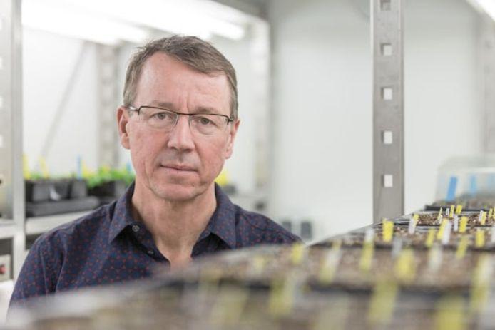 Projectleider Harro Bouwmeester