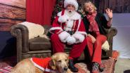Kerstman Harry neemt intrek in 'zijn huis' in oude stadswerkhuizen