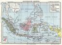 Kaart Nederlands Indië