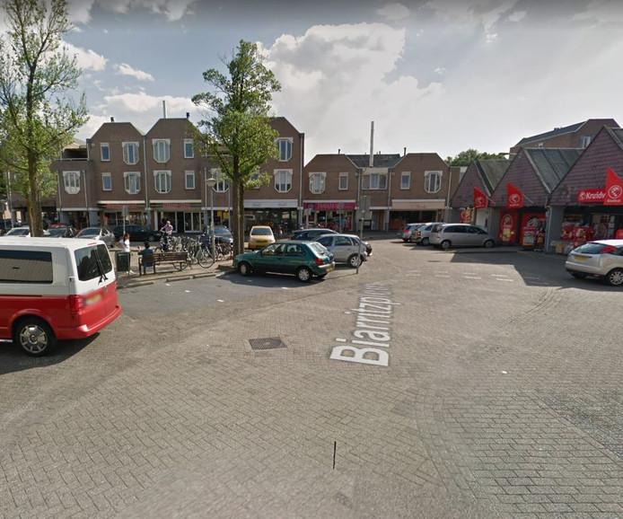 Biarritzplein in Eindhoven.