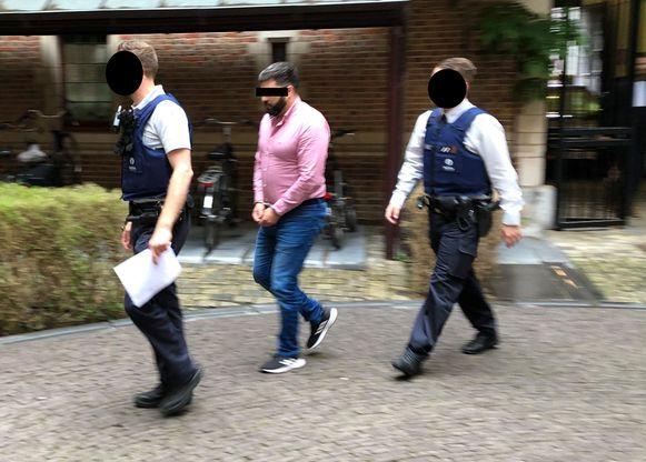 Khalid B. werd tot 20 jaar cel veroordeeld.