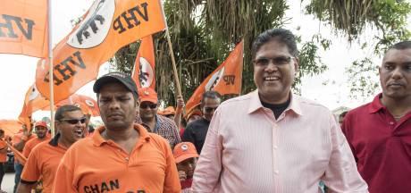 Verkiezingen Suriname: 'Sheriff' Santokhi pakt eindelijk 'boef' Bouterse