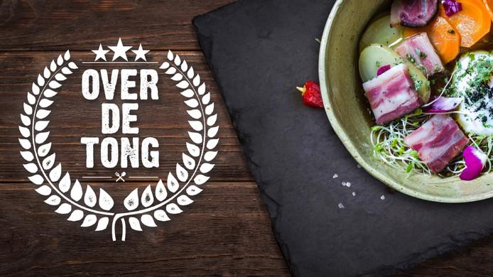 Restaurantrubriek Over de Tong van de Stentor