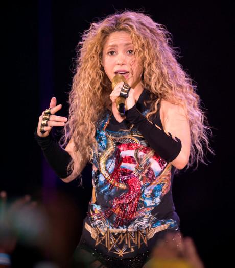 Hart Shakira is gebroken en Hind apetrots op haar baby's
