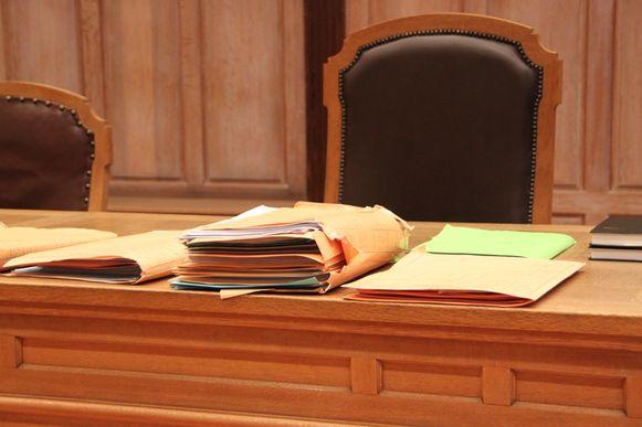Christophe V. daagde niet op voor de rechter.