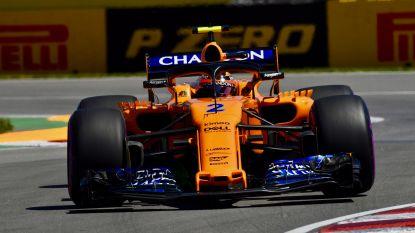 Vettel verovert pole in Canada, Vandoorne start als vijftiende