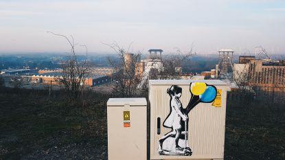 Ballonnenmeisje duikt op in Beringen