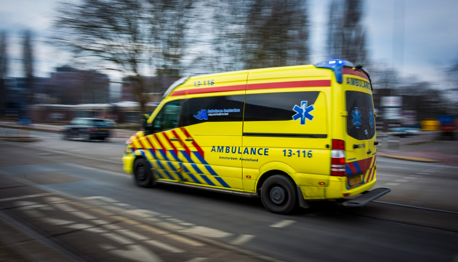 Ambulancevervoer