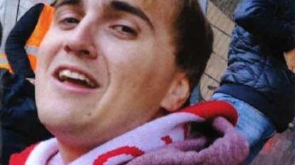 Zoekactie naar vermiste Antwerp-supporter; beelden premetro bekeken