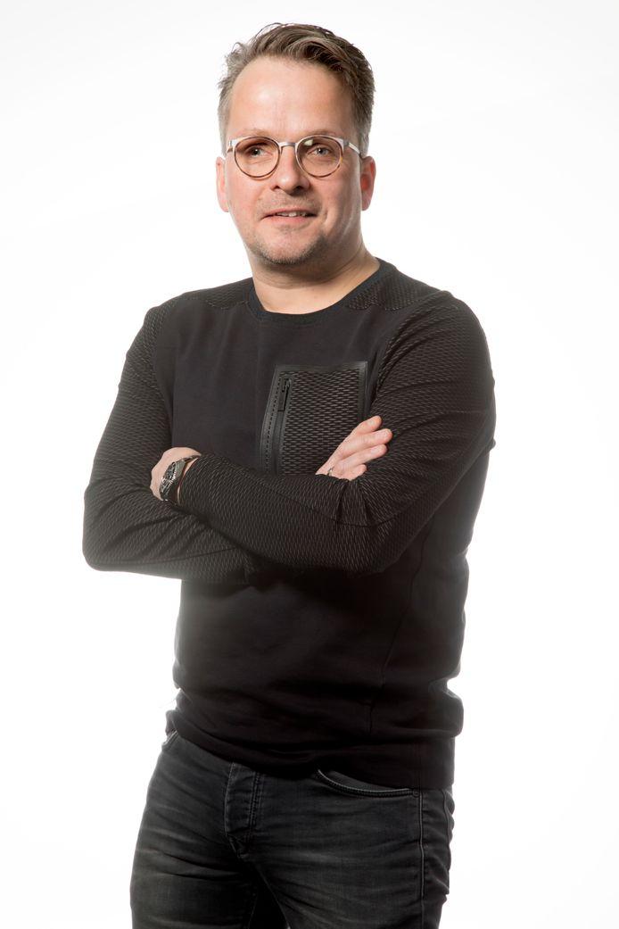 Nederland,  Den Bosch,plaatsvervangend hoofdredacteur Joris Roes