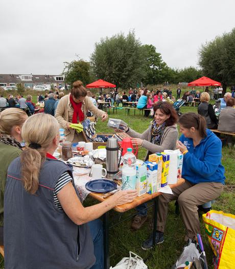 Veelzijdig Eenhoornfestival brengt Oostburgers samen