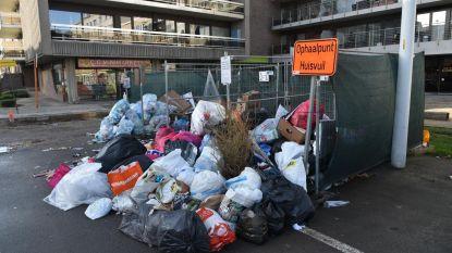 """Gemeenteplein wordt geregeld herschapen in stort: """"Wellicht komen er containers die op slot kunnen"""""""