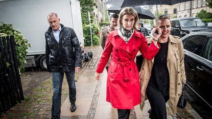 Deense premier erkent nederlaag en treedt af als partijvoorzitster