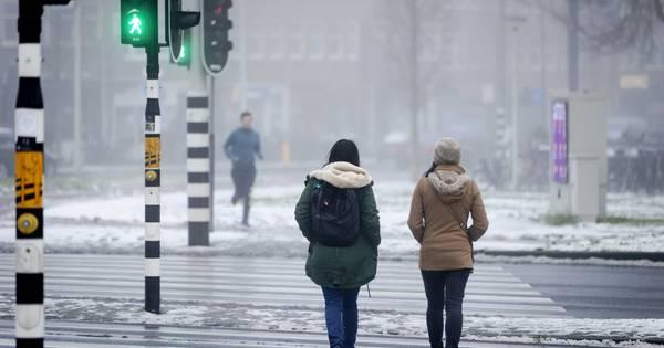 Na volgend weekend tot wel 60 procent kans op sneeuw