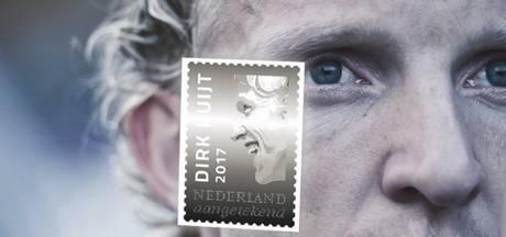 PostNL eert Kuijt met zilveren postzegel