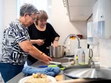 Iedereen is welkom in De Huiskamer in Lage Zwaluwe: 'Een mens moet niet alleen zijn'