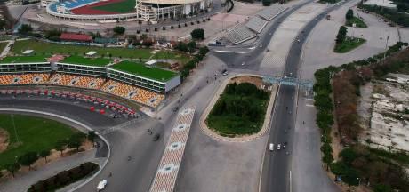 'GP van Vietnam ontbreekt op F1-kalender in 2021'