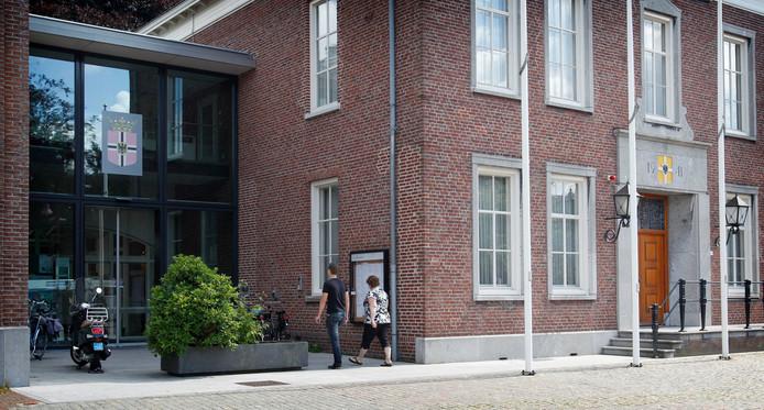 Het gemeentehuis van Gemert-Bakel in Gemert.