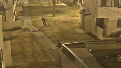 Schokkend: Agent achtervolgt verdachte, maar wordt dan zelf neergeschoten door omstaander