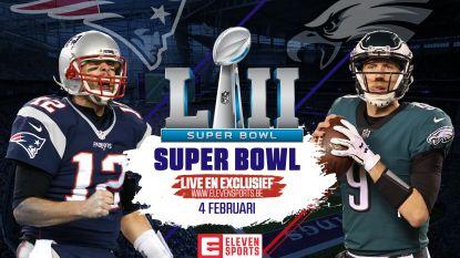 Super Bowl? Quarterback? Spijker hier nog even de American Football-kennis bij en zet je zo schrap voor het grootste sportevenement ter wereld
