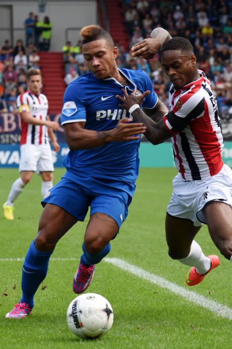 PSV won in 2014 voor het laatst in Tilburg