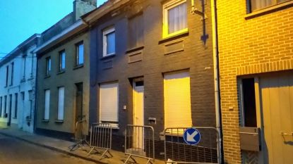 Woning staat op instorten, burgemeester laat Kerkstraat afsluiten