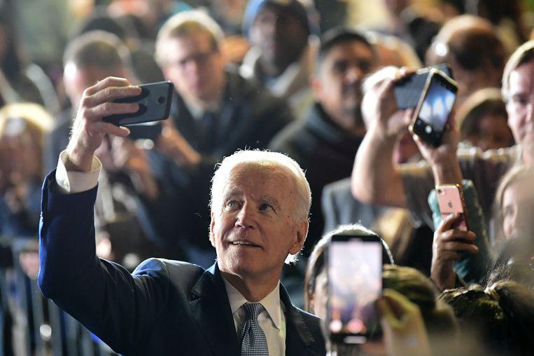 Joe Biden mag zich de winnaar van Super Tuesday noemen.
