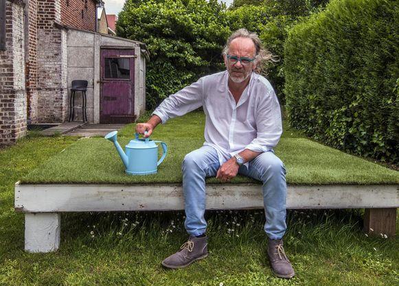 Jan Moeyaert van vzw Kunst.