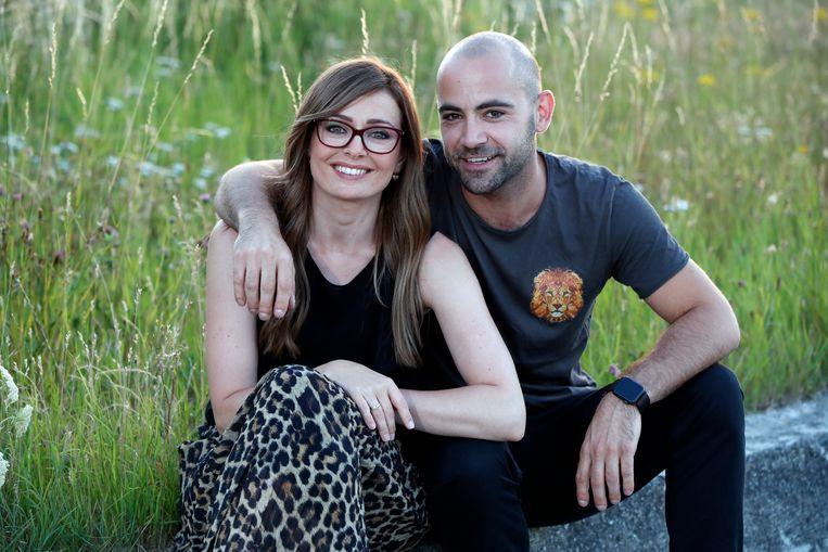 Jo Hens en Katerine Avgoustakis
