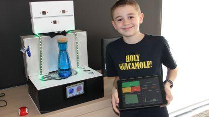 Robotmaker Mauro wint Jeugdtrofee op Gala van Ingelmunster