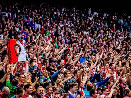 Dit zijn de mogelijke opponenten van Feyenoord in de Champions League