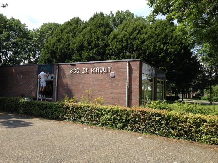 Wijkcentrum De Kajuit in Schijndel wil niet verkassen.