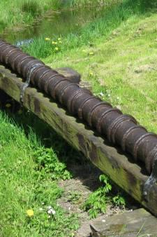 Unieke smeedijzeren kanonsloop wordt hersteld; Culemborg krijgt replica