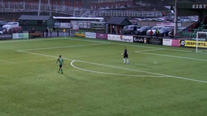 VIDEO: Is dit nù al het doelpunt van 2018?