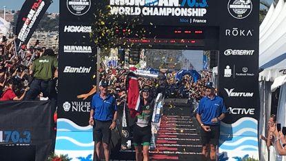 """23-jarige Noor kroont zich tot wereldkampioen Ironman 70.3, Aernouts zesde: """"Vertrouwen voor Hawaï"""""""