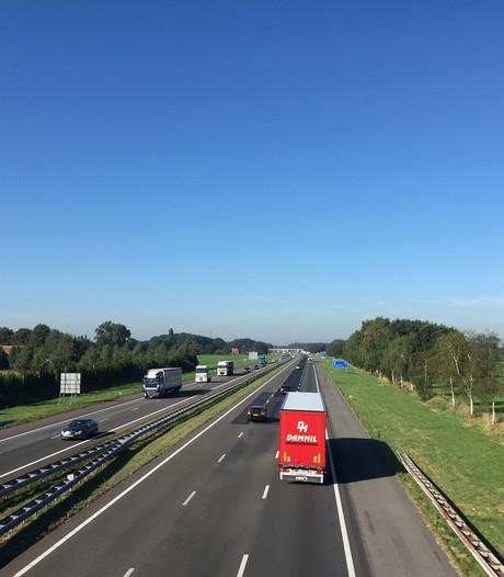 5,2 miljoen voor maatregelen langs verbrede A1 bij Deventer
