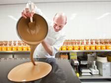 Chocolatier maakt Papendrechtse chocolaatjes: 'Aaichie de Ertepeller op een bonbon'