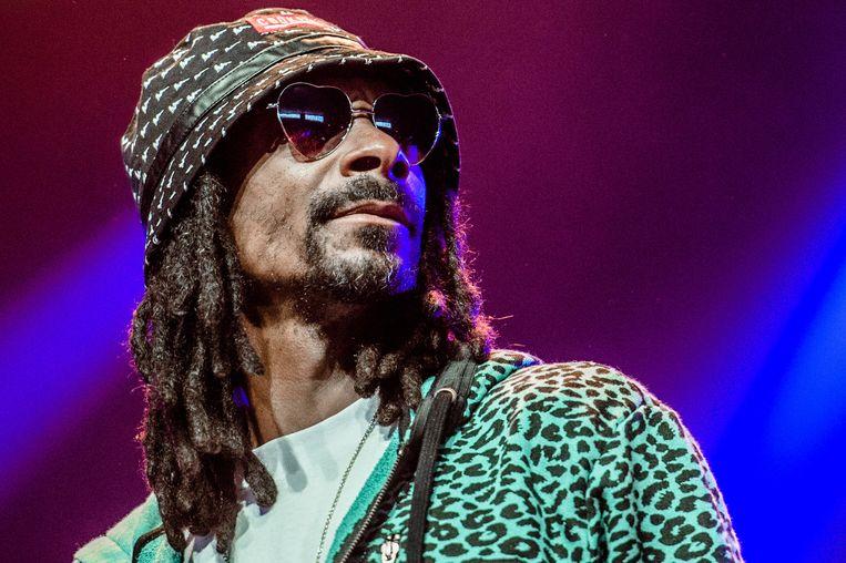 Snoop Dogg. Beeld epa