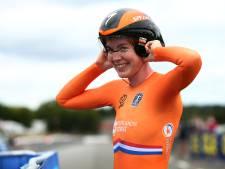 LIVE   Van der Breggen en Van Dijk hopen Dygert van tweede wereldtitel af te houden