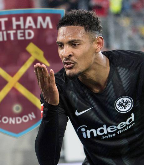 Frankfurt en West Ham in de clinch om transfer Haller: FIFA start onderzoek