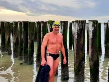 Hartpatiënt Marcel (56) uit Zoutelande duikt dagelijks ijskoude zee in na vier zware operaties: 'Het houdt me fit'