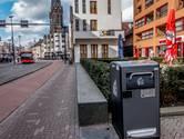 Hypermoderne Big Belly-afvalbakken naar Pieter Vreedeplein: in strijd tegen de vervuiling