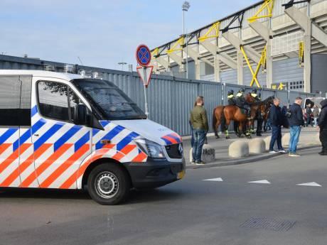 Eis: zes maanden celstraf tegen relschopper NAC-Willem II, strafeisen deel andere relschoppers vandaag bekend