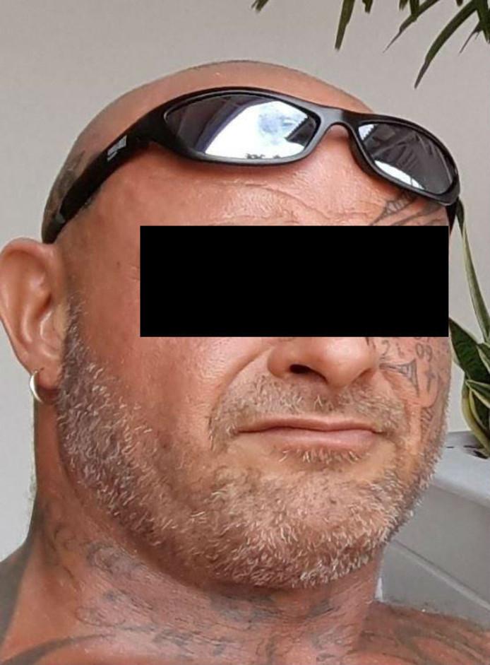 Errol J. werd dinsdagavond aangehouden door de Spaanse politie