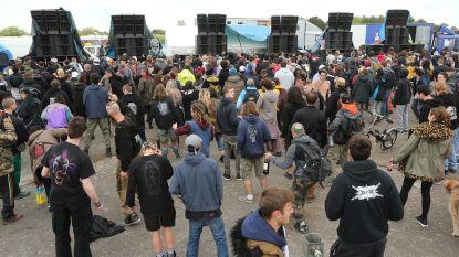 Meer dan 10.000 mensen op illegale raveparty in Oost-Frankrijk
