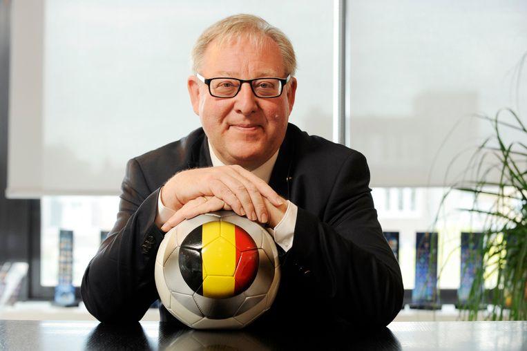 François De Keersmaecker was meer dan tien jaar voorzitter van de Belgische voetbalbond.