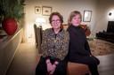 Teresa en Ineke overleefden de vliegramp in Faro.