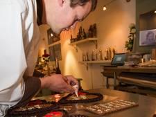 Nóg een chocoladetent in Arnhem